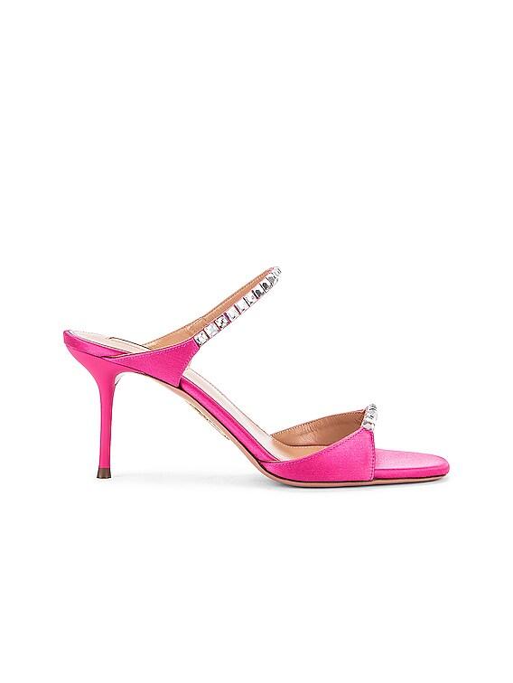 Diamante 75 Sandal in Exotic Pink