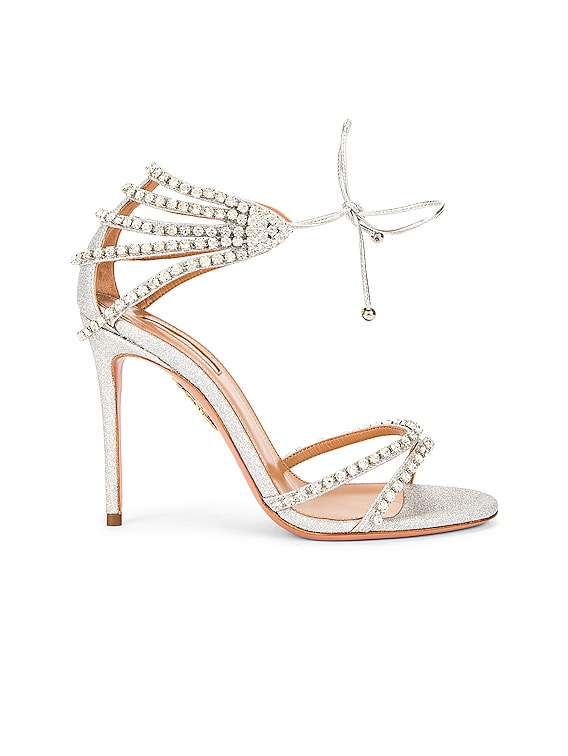 Luminous 105 Sandal in Silver