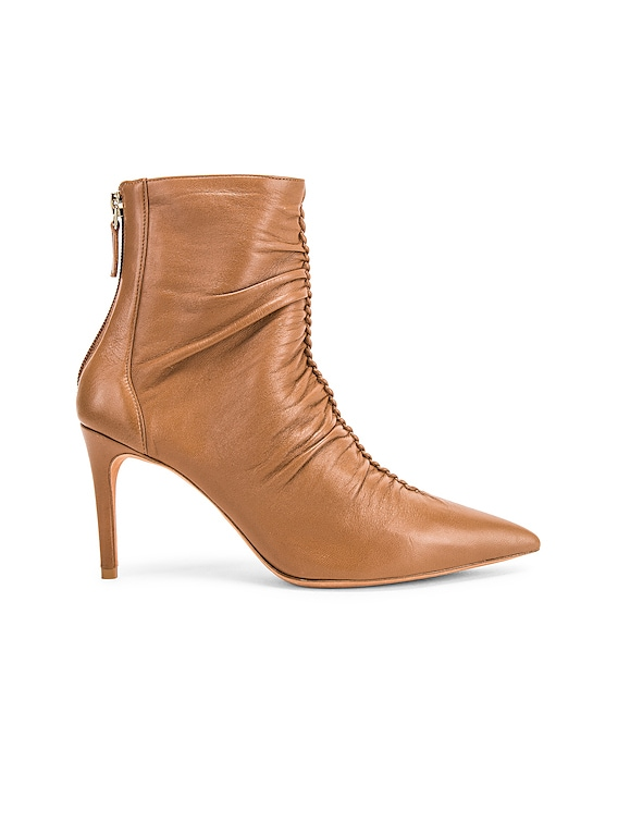 Susanna Booties in Light Beige