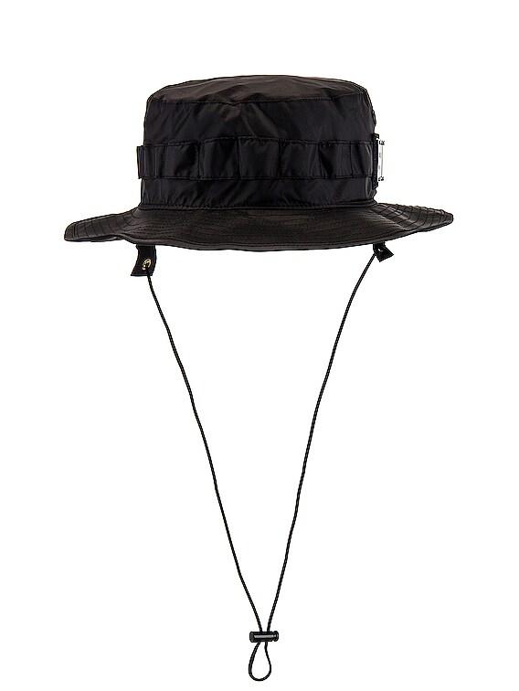 Bucket Hat in Black