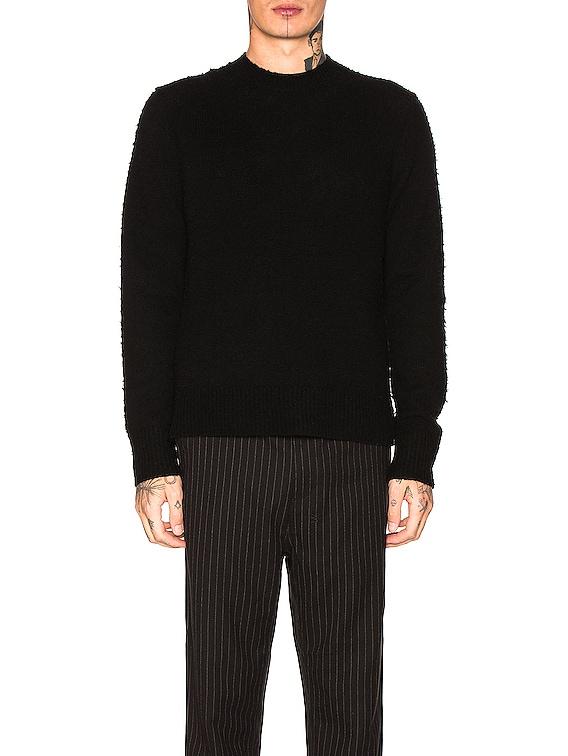 Peele Sweater in Black