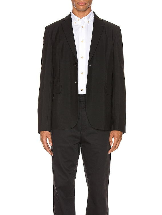 Antibes Suit Jacket in Black