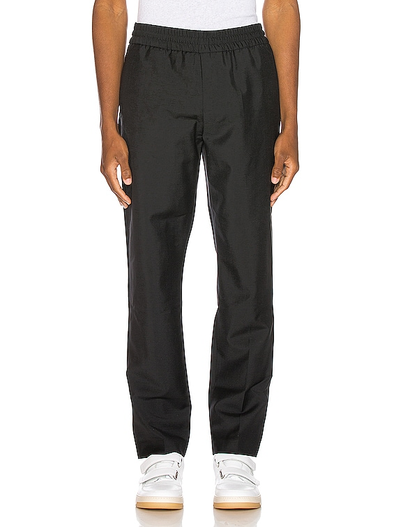 Ryder Cropped Trousers in Black