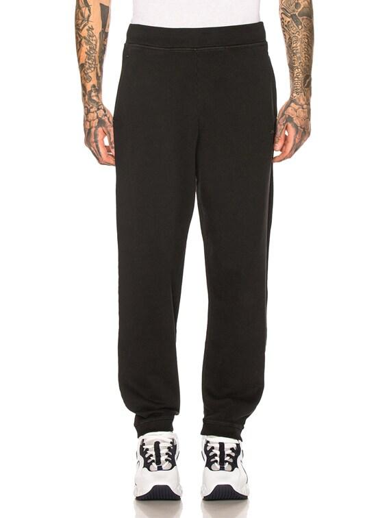 Franco Acid Trousers in Black