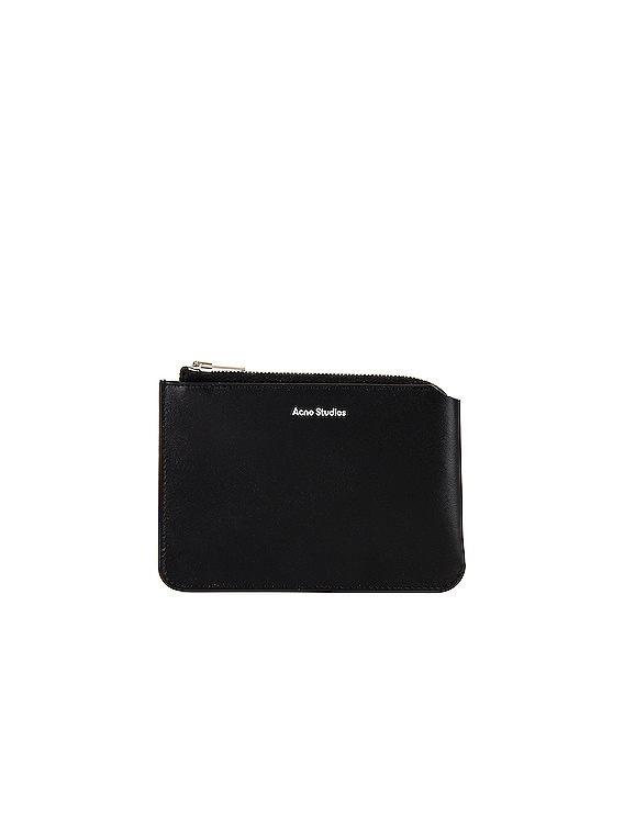 Malachite Wallet in Black