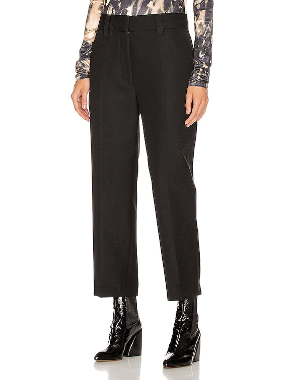 Suiting Trouser in Black