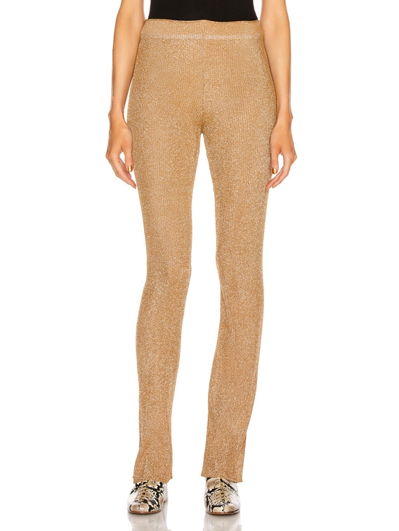 Karine Legging in Light Brown