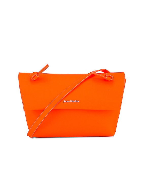 Mini Bag in Fluo Orange