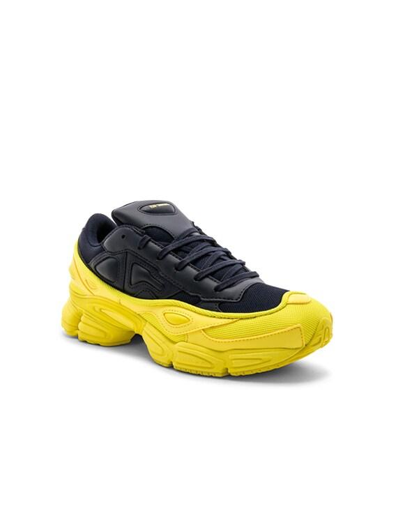 Raf Simons Ozweego in Bright Yellow