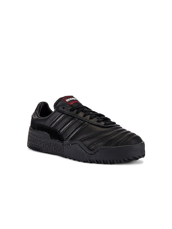 Bball Soccer Sneaker in Core Black