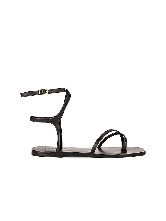 Thia Sandal in Black