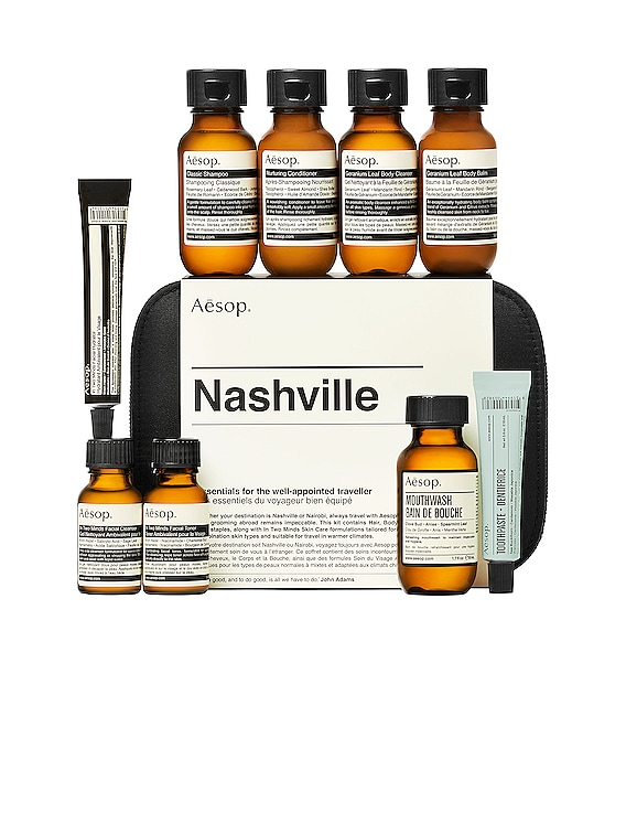Nashville Travel Kit