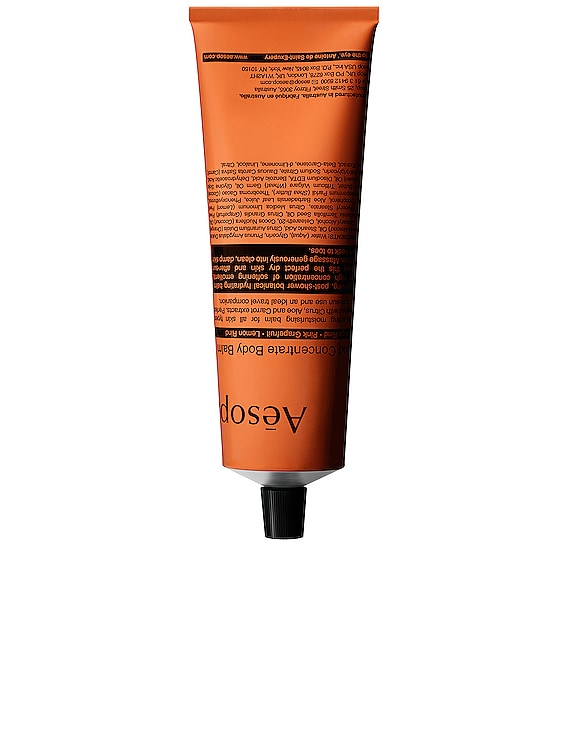 Rind Concentrate Body Balm Tube