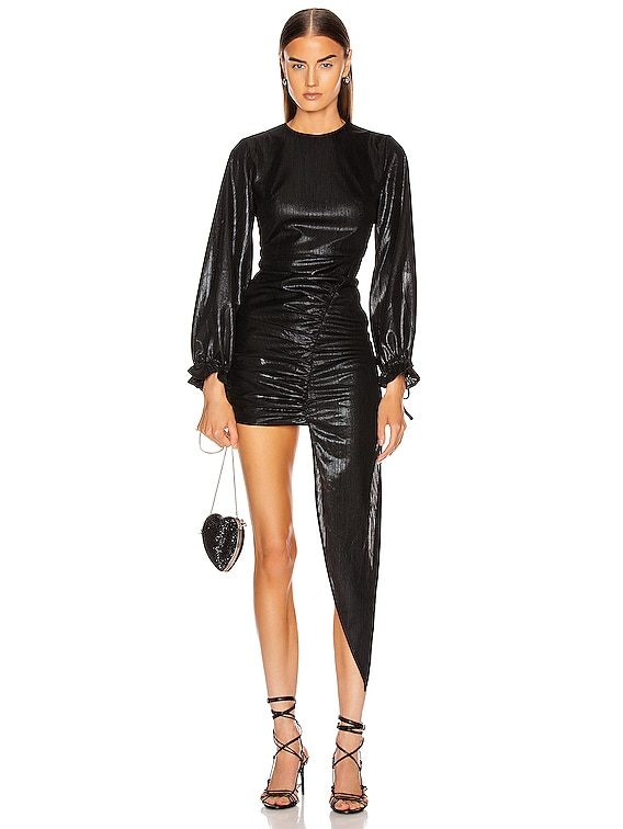 The Paco Dress in Black
