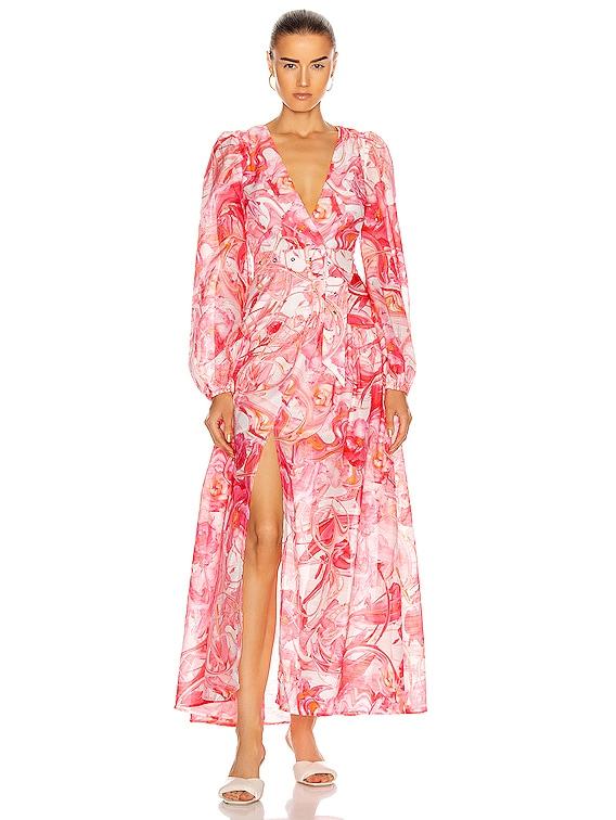 for FWRD In My Head Dress in Garden Rose