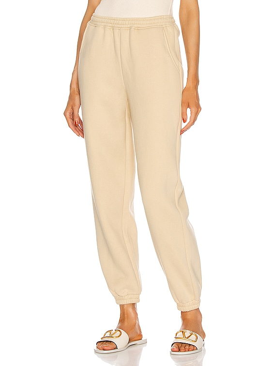 Track Pant in Oatmeal
