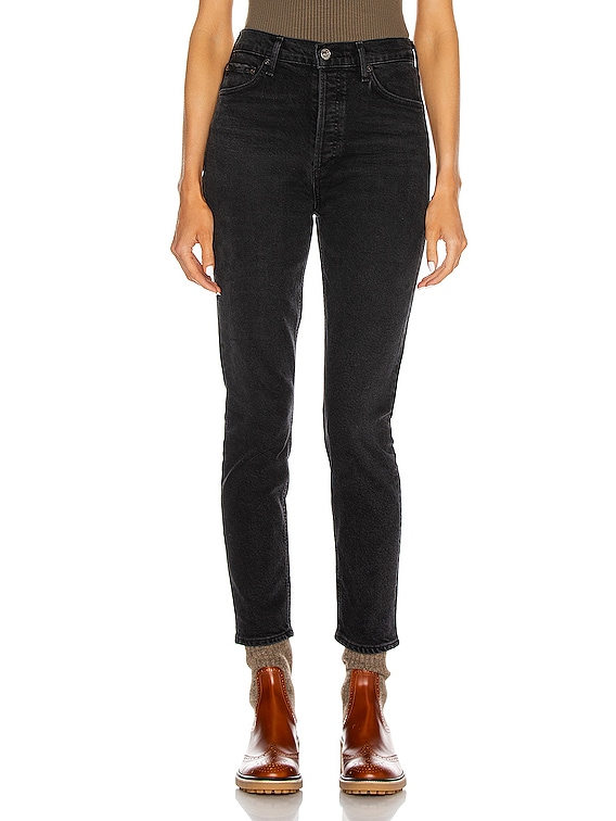 Nico High Rise Slim Fit in Compilation
