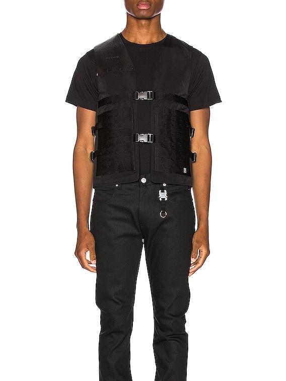 Trooper Brace Vest in Black