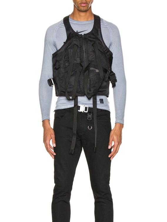 Tactical Vest in Black