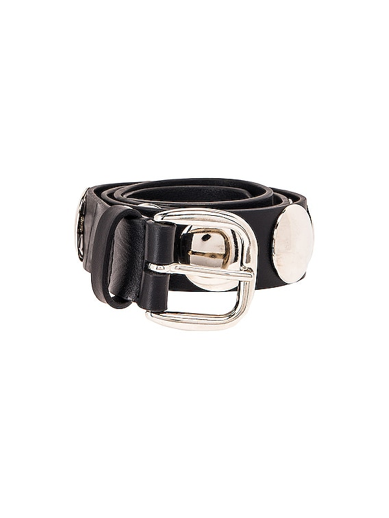 Stud Belt in Black