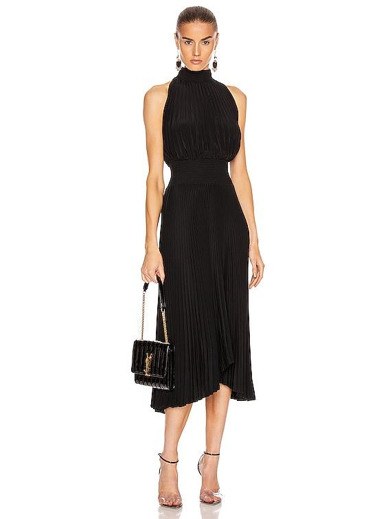 Renzo Dress in Black