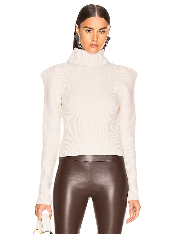 Maura Sweater in Off White