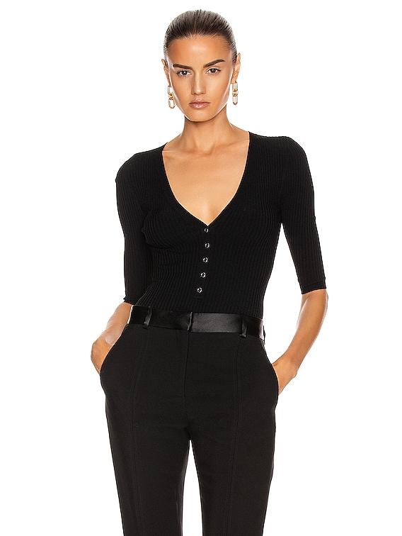 Toni Bodysuit in Black