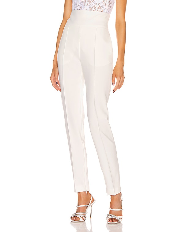 Compact Pant in Off White