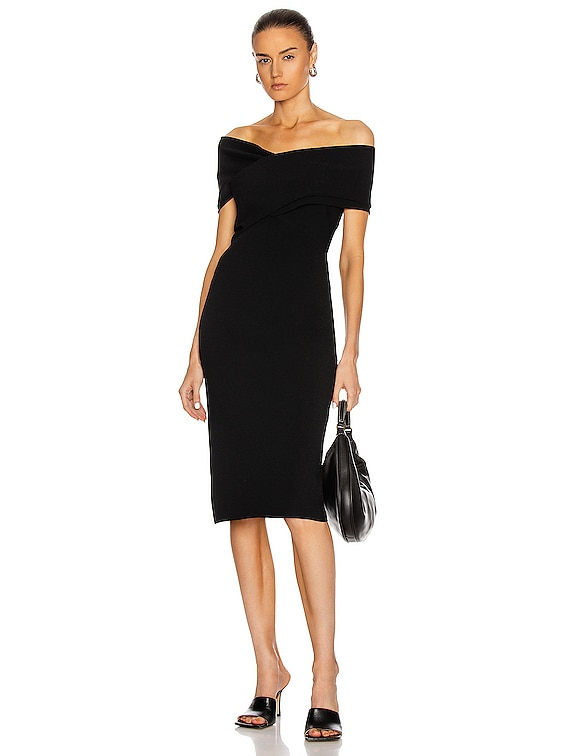 Peggy Dress in Black