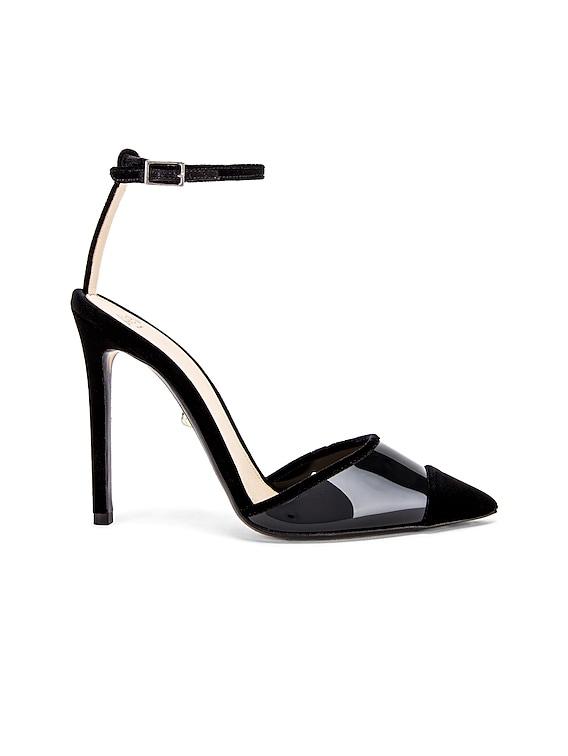 Alevi Bianca Heel in Mass Black