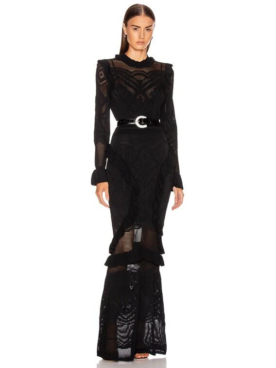 Ceecee Dress in Black