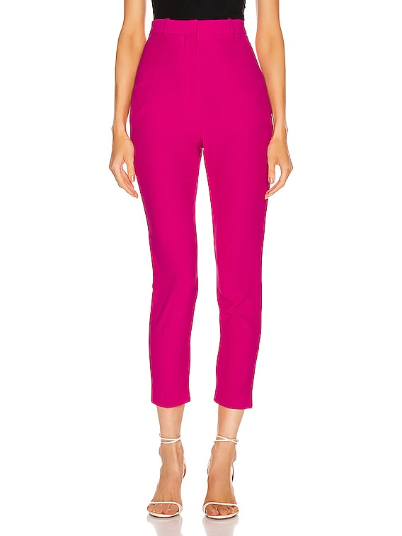 Tailored Pant in Orchid Pink