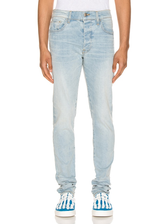 Stack Jean in Light Crafted Indigo