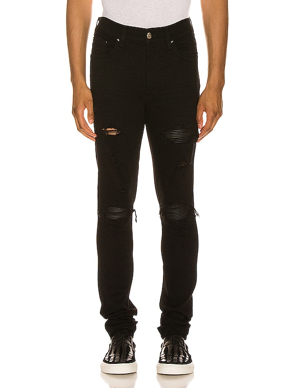 MX1 Jean in Black