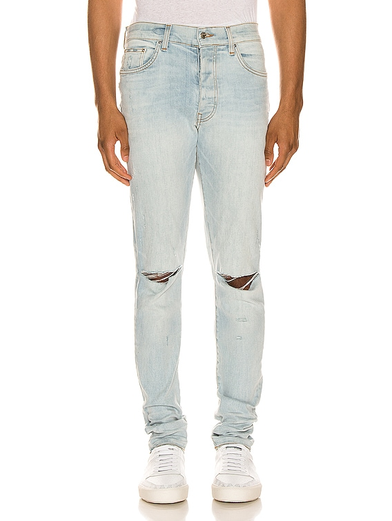 Slash Jean in Super Light Indigo