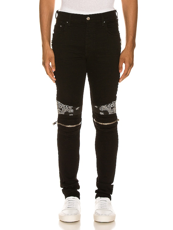 Bandana MX2 Jean in Black