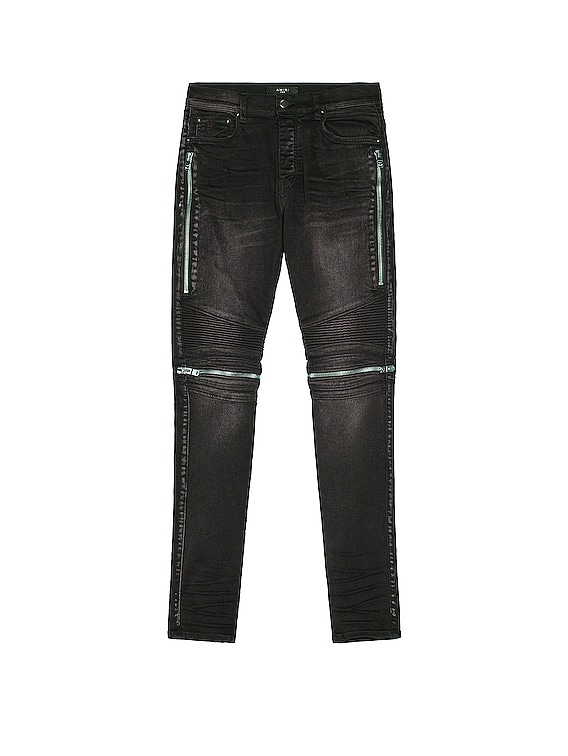 MX2 Denim Jean in Antique Black