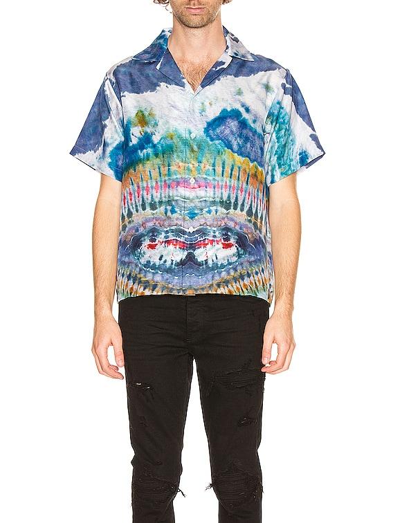 Tie Dye Shirt in Multi-Color