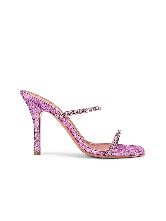 Gilda Mini Glitter Slipper in Unicorn