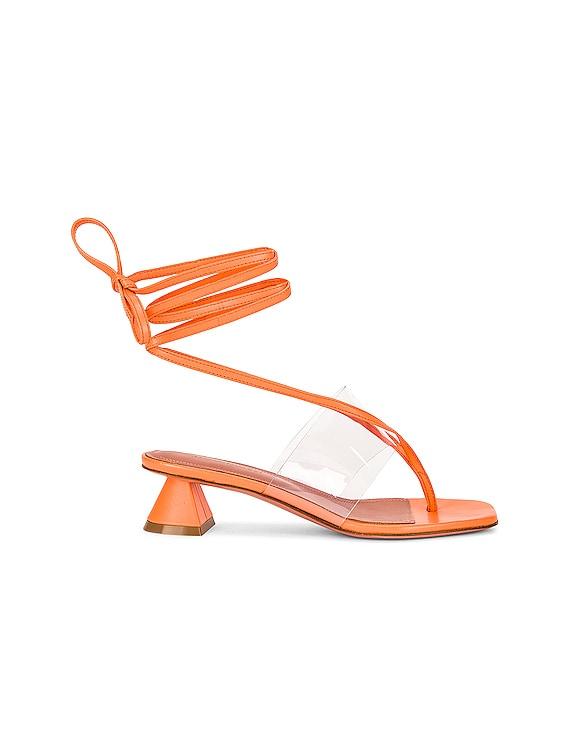 Zula 40 Sandal in Coral
