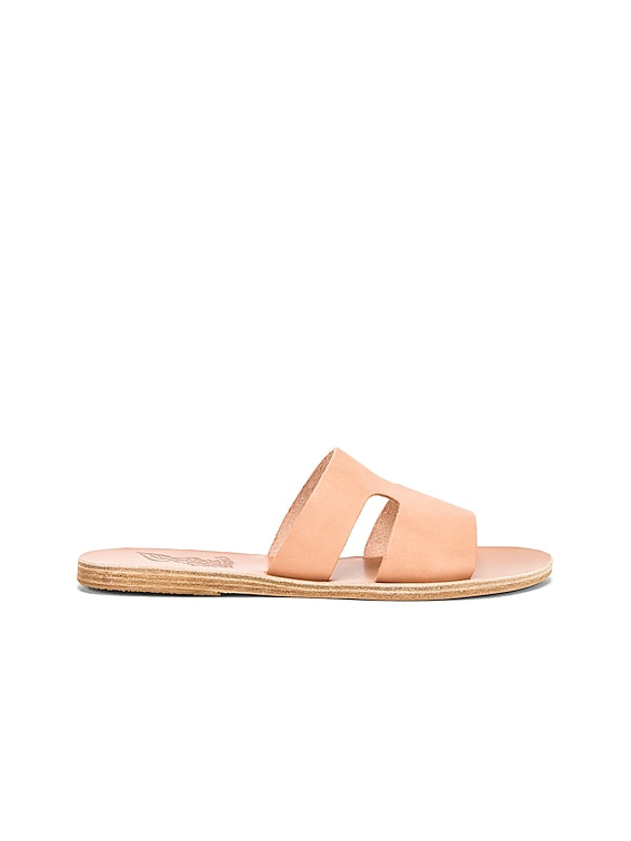 Apteros Sandals in Natural