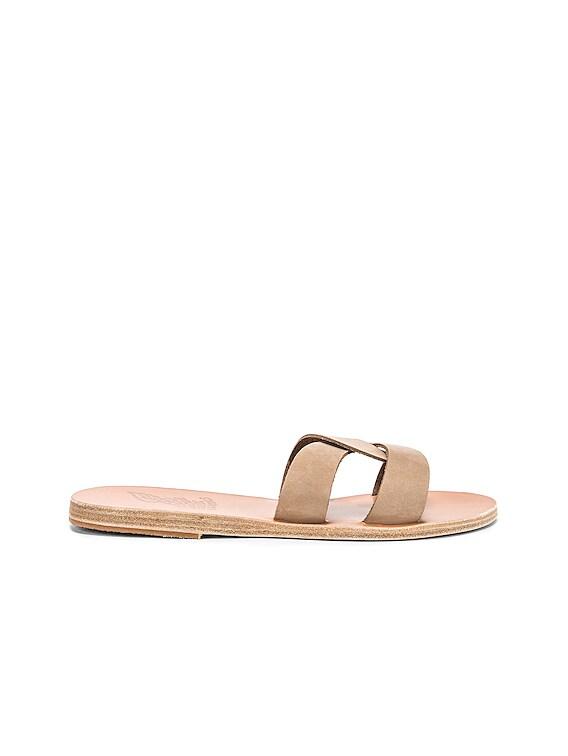 Desmos Sandals in Canapa