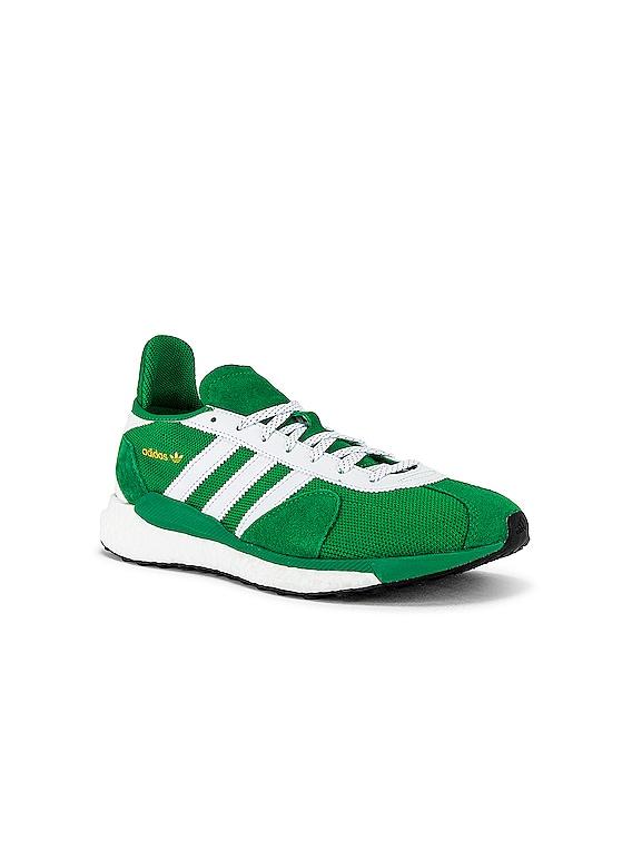 Tokio Solar Sneaker in Green