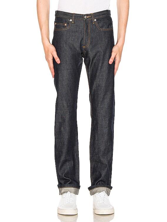 Petit Standard Jean in Indigo