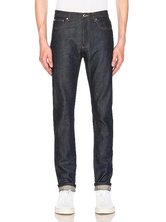 Petit New Standard Jean in Indigo