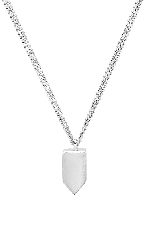 Collier Rob in Argent