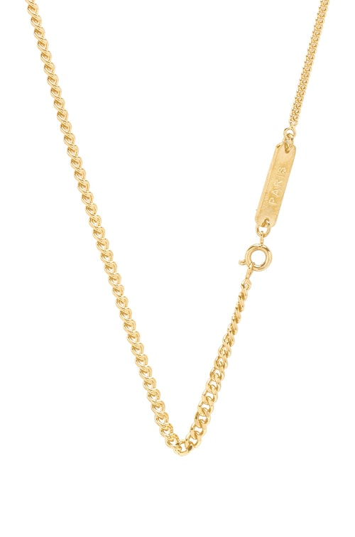 Collier Mael in Or