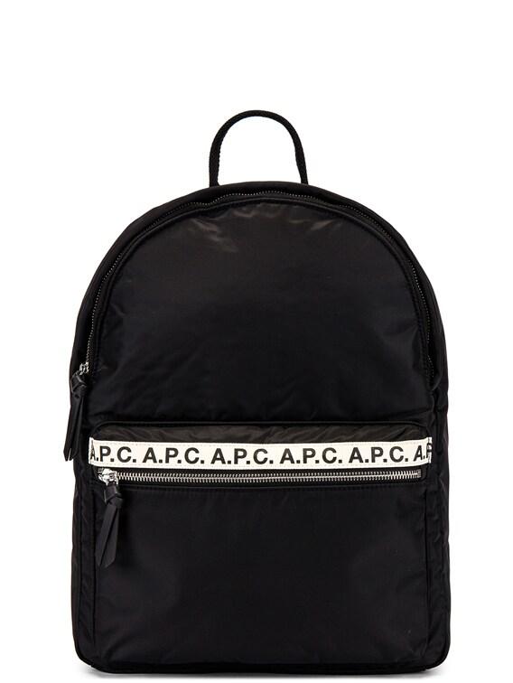 Repeat Backpack in Black