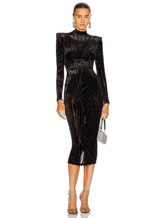 Hadley Dress in Black