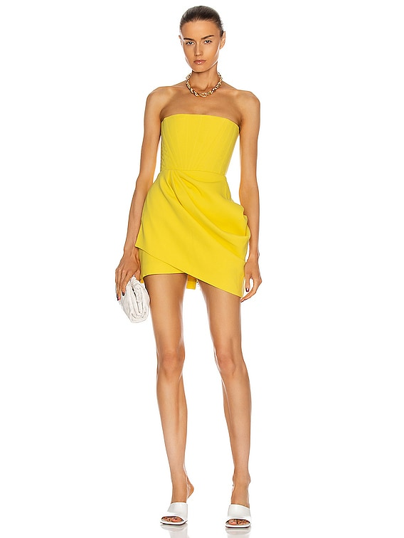 Buckley Dress in Yellow
